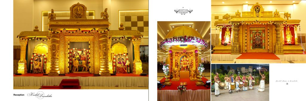 traditional layout of mandapam
