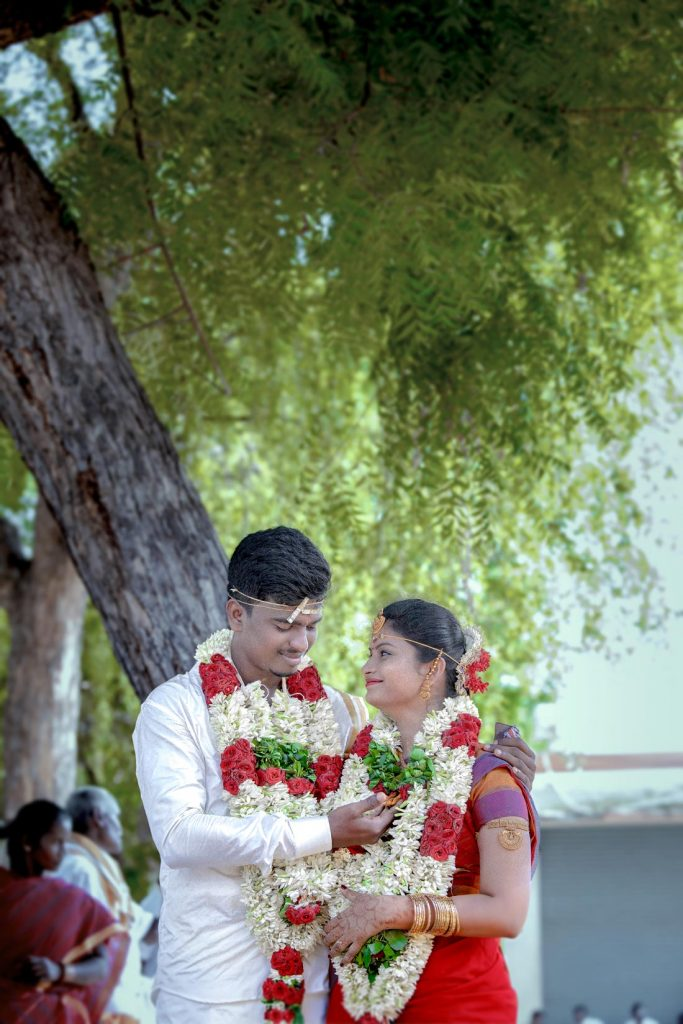Tamilnadu traditional wedding