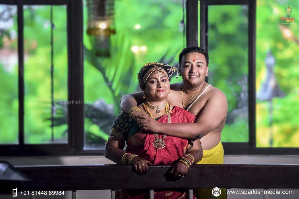 Brahmin wedding photoshoot